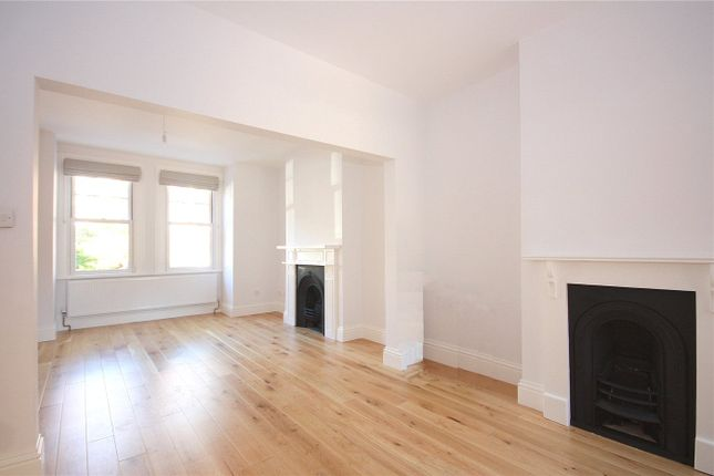 Thumbnail Terraced house to rent in Dancer Road, Kew