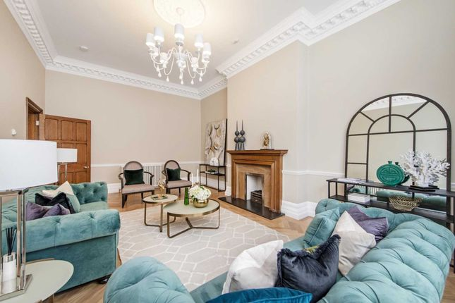 Thumbnail Property to rent in Harley Street, London