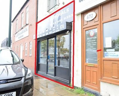 Thumbnail Retail premises to let in Oldham Road, Manchester, Lancashire