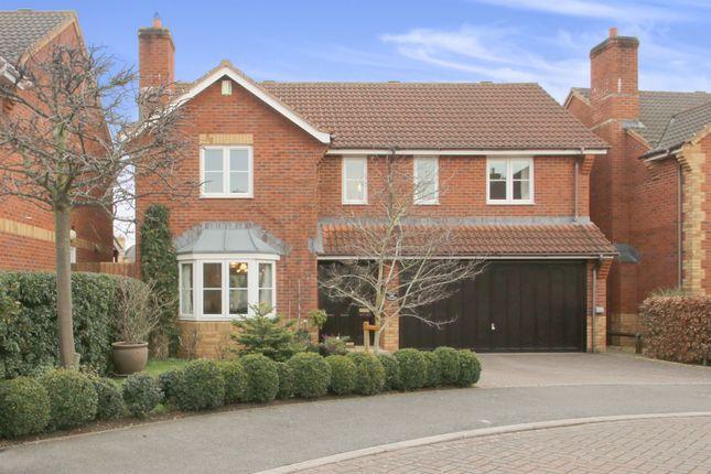Thumbnail Detached house for sale in Killams Green, Taunton