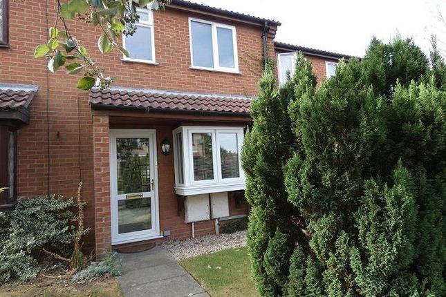 Thumbnail Semi-detached house to rent in Meadow Way, Bracebridge Heath, Lincoln