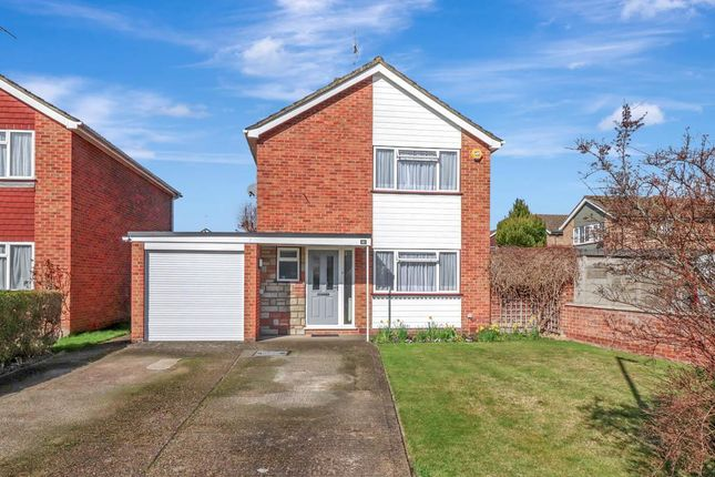 Thumbnail Detached house for sale in Conway Close, Loudwater