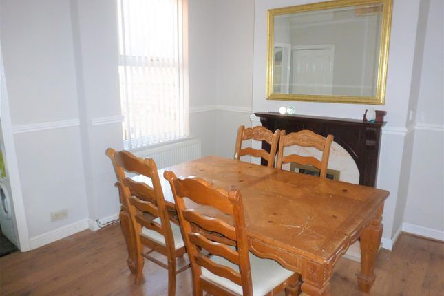 Dining Room of Earle Street, Wrexham LL13