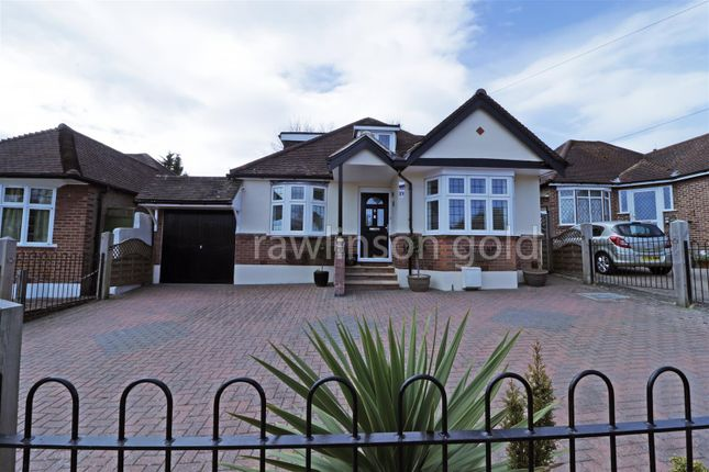 3 bed detached bungalow for sale in Hillside Gardens, Northwood HA6