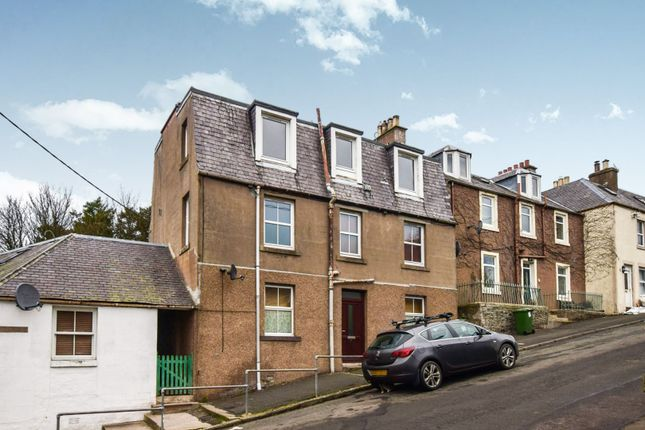 Thumbnail Flat for sale in Earlston Road, Stow