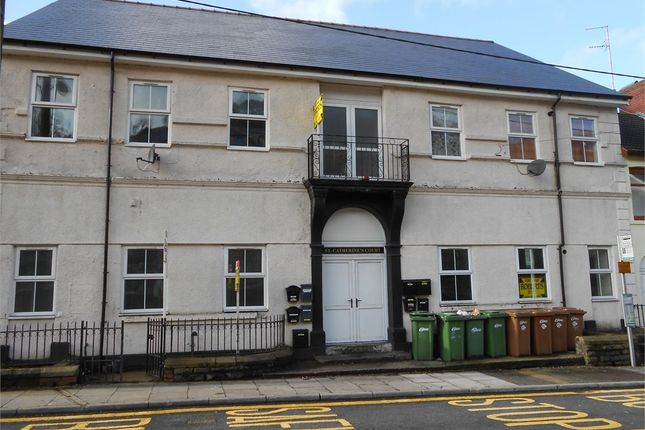 Thumbnail Flat for sale in St Catherines Court, Senghenydd, Caerphilly