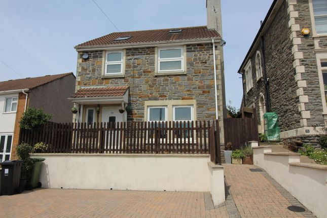 Thumbnail Detached house for sale in Lower Station Road, Staple Hill, Bristol