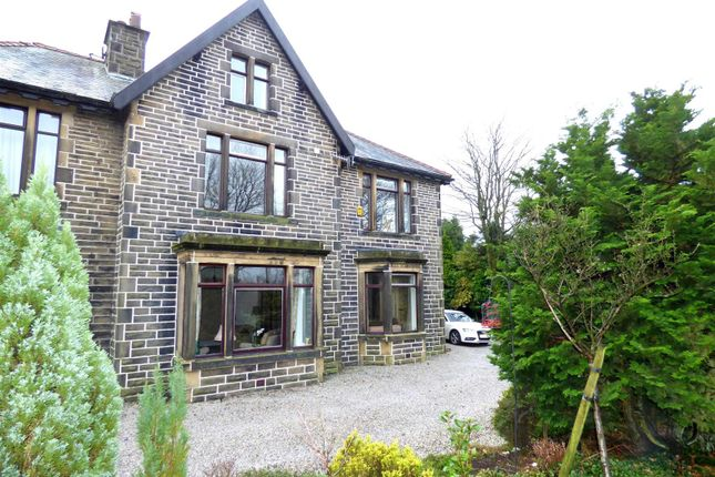 Thumbnail Semi-detached house for sale in Higher Hud Hey, Haslingden, Rossendale