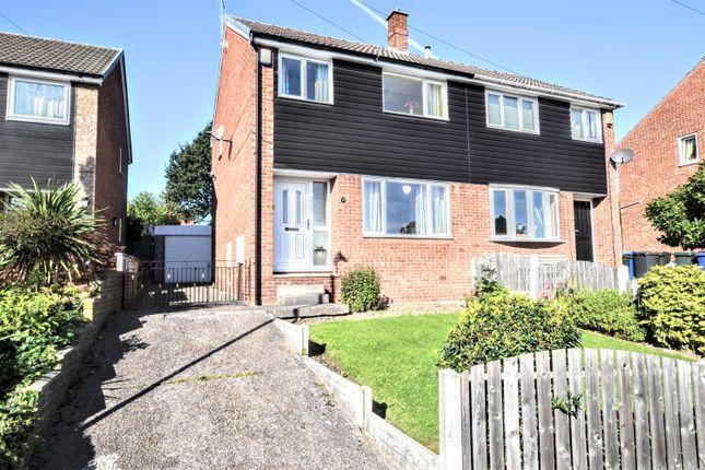 Semi-detached house in  Sunningdale Drive  Cudworth  Barnsley  Sheffield