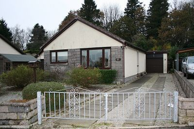 Thumbnail Detached bungalow for sale in Kyle, 11 Heron Way, Minnigaff
