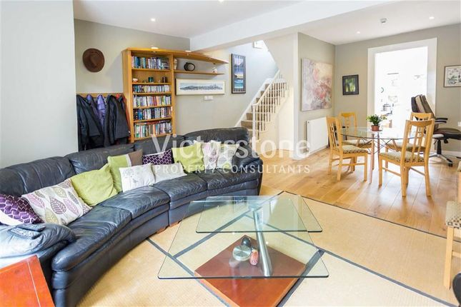 Thumbnail Terraced house for sale in St. Leonards Square, Kentish Town, London