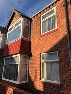 Thumbnail Flat to rent in David Street, Wallsend
