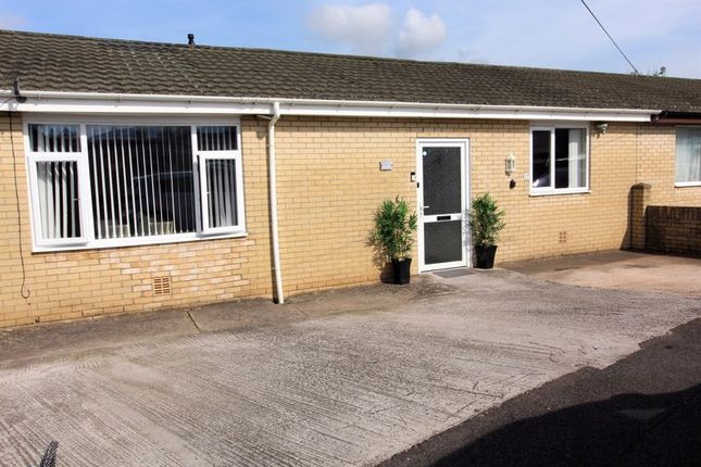 3 bed semi-detached bungalow for sale in Elm Grove, Barry CF63