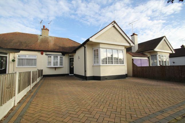 Thumbnail Bungalow to rent in Lyndale Avenue, Southend-On-Sea