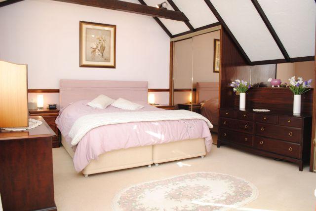 Bedroom One of Cedrus Court, Kingsthorpe, Northampton NN2