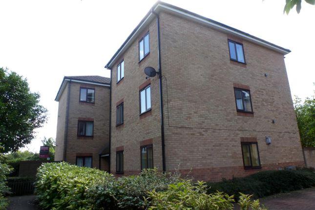 External of Loris Court, Cherry Hinton, Cambridge CB1