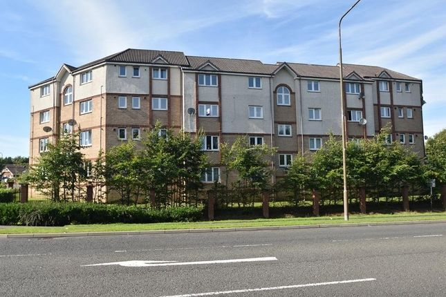 Thumbnail Flat for sale in Haymarket Crescent, Livingston