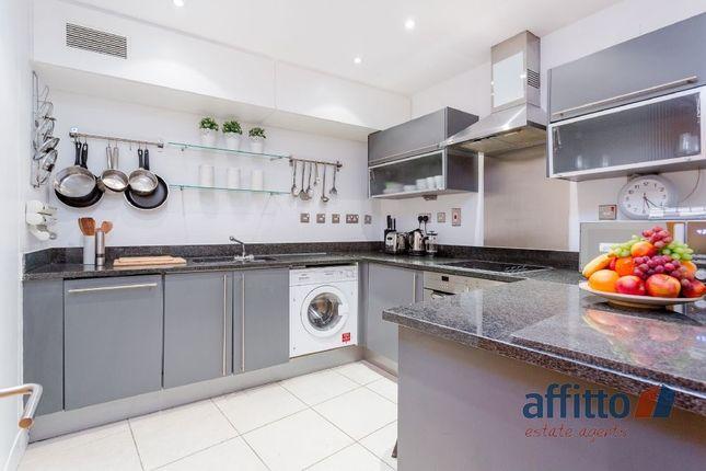 Thumbnail Flat to rent in Parliament View Apartments, 1 Albert Embankment