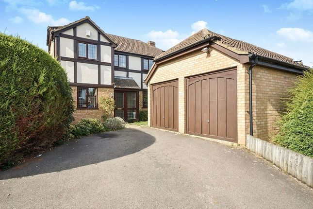 Thumbnail Detached house to rent in Restharrow Road, Weavering, Maidstone