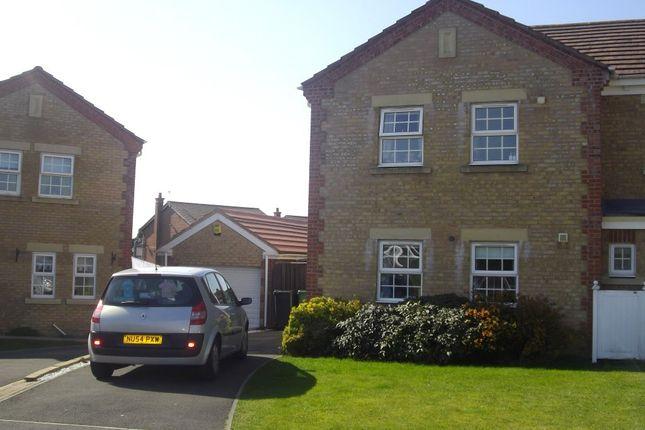Thumbnail Property to rent in Aintree Close, Ashington