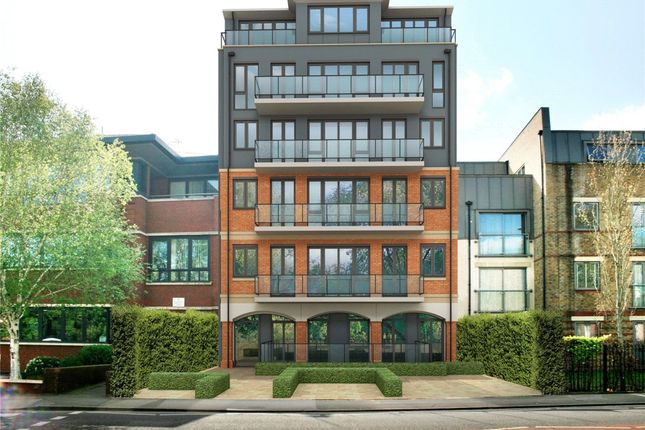Thumbnail Flat to rent in Marlow Road, Maidenhead