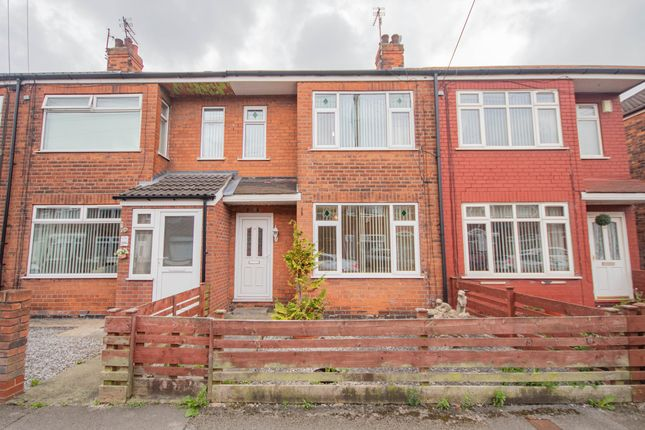 Thumbnail Terraced house to rent in Rosedale Avenue, Hull