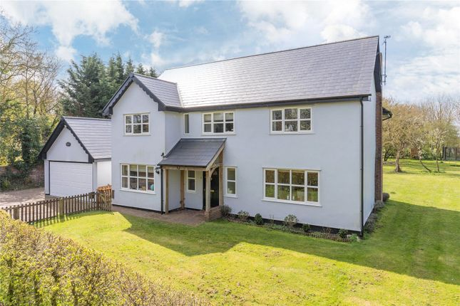 6 bed detached house for sale in Broad Green, Chrishall, Nr Royston, Herts SG8