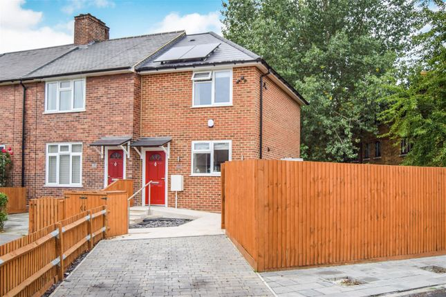 Thumbnail Terraced house for sale in Bordesley Road, Morden