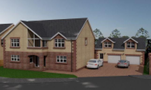 Thumbnail Property for sale in Inchneuk Road, Glenboig, Coatbridge