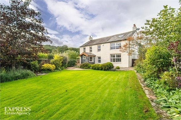 Thumbnail Detached house for sale in Low Lorton, Cockermouth, Cumbria