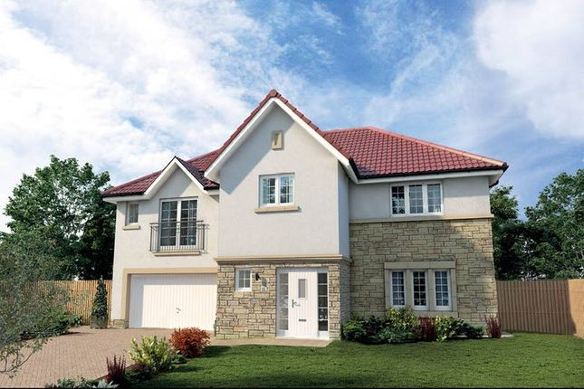 "Thumbnail Detached house for sale in ""The Kennedy"" at Queens Drive, Cumbernauld, Glasgow"