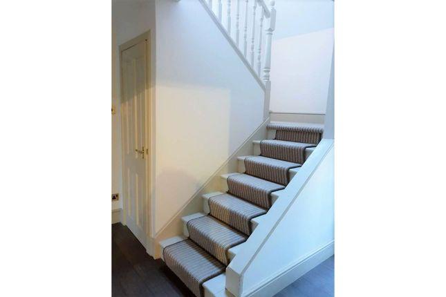 Staircase of David Street, Stonehaven AB39