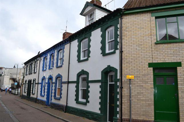 Thumbnail Terraced house for sale in Barum Court, Litchdon Street, Barnstaple