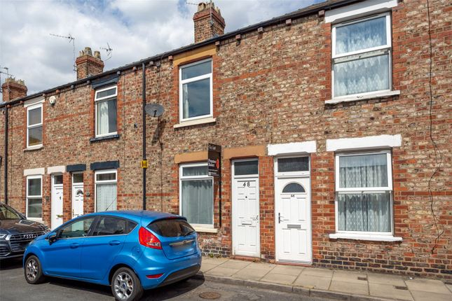 Thumbnail Terraced house to rent in Kitchener Street, York