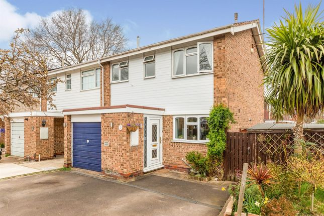 Thumbnail End terrace house for sale in Woodloes Avenue South, Warwick