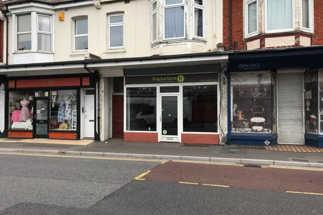 Retail premises to let in 872 Christchurch Road, Boscombe, Bournemouth