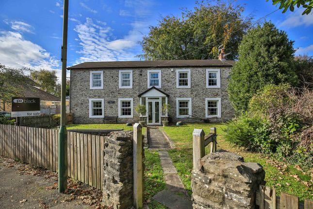 Thumbnail Farmhouse for sale in Ael-Y-Bryn, Caerphilly