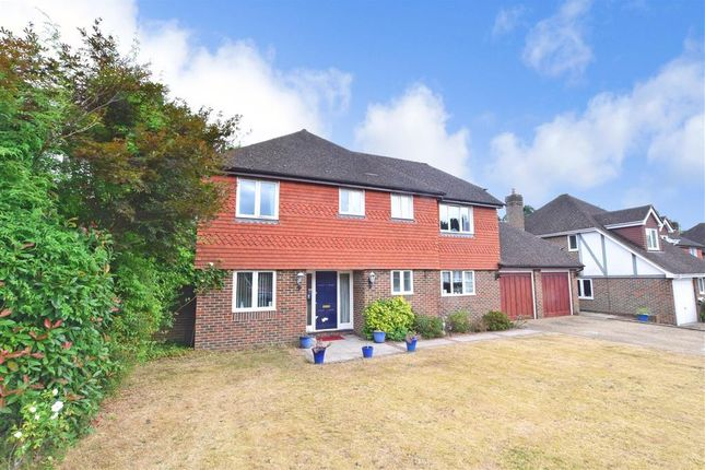 Thumbnail Detached house for sale in Forest Park, Maresfield, Uckfield, East Sussex
