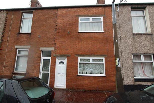 External of Derry Street, Barrow In Furness LA14