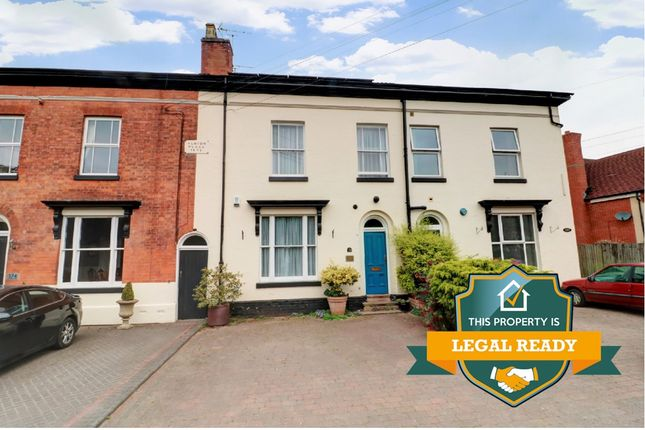 Thumbnail Terraced house for sale in Birmingham Road, Sutton Coldfield