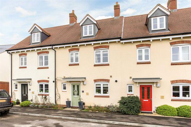 Thumbnail Terraced house for sale in Primrose Place, Durrington, Salisbury, Wiltshire
