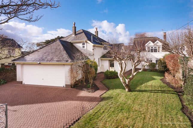 Thumbnail Detached house for sale in The Bwlch, Clevis Hill, Newton, Porthcawl