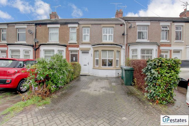 2 bed terraced house for sale in Turner Road, Chapelfields, Coventry CV5