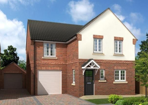 Thumbnail Detached house for sale in Watercress Farm, Springvale Close, Danesmoor