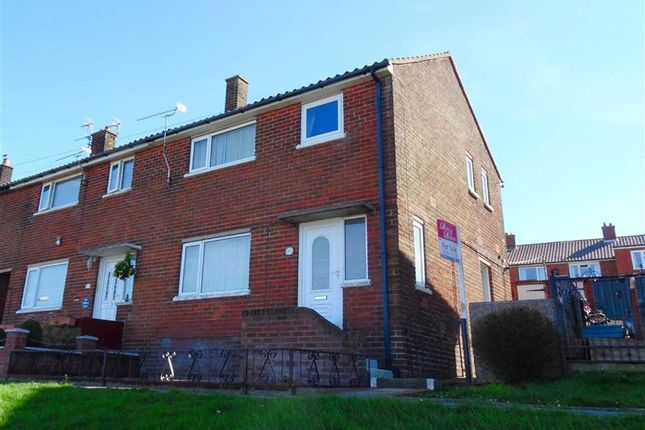 Thumbnail End terrace house to rent in Abbott's Walk, Holywell, Flintshire