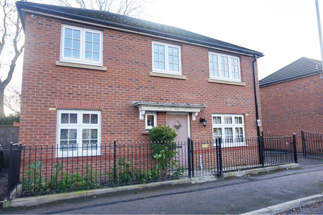 Thumbnail Detached house for sale in Ashville Terrace, Manchester