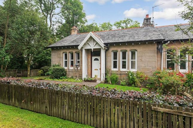 Thumbnail End terrace house for sale in Station Cottages, Aberfoyle, Stirling, Stirlingshire