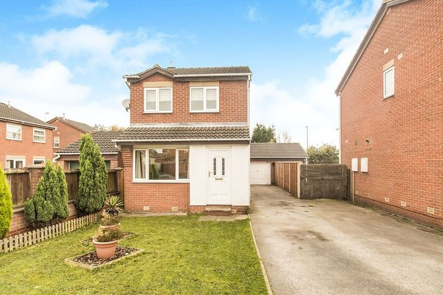Thumbnail Detached house to rent in Poppleton Way, Tingley, Wakefield