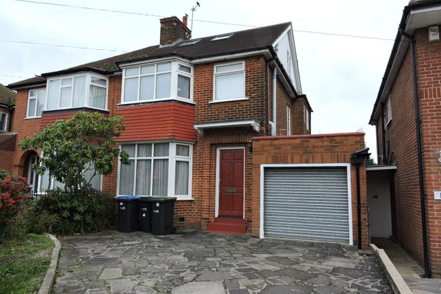 Thumbnail Semi-detached house to rent in Lonsdale Drive, Oakwood