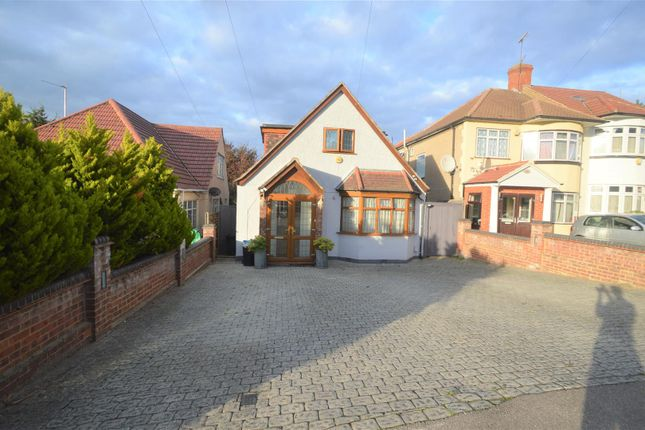 Thumbnail Detached bungalow for sale in Stradbroke Grove, Clayhall, Ilford